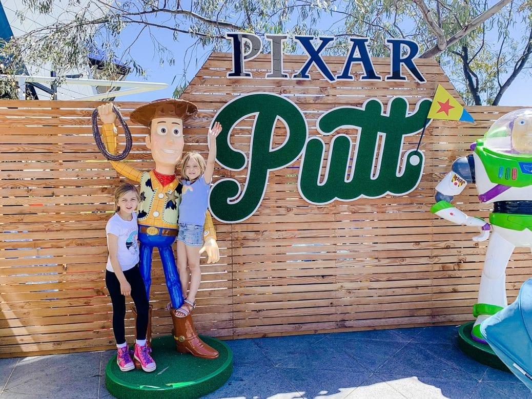 Pixar Putt Perth