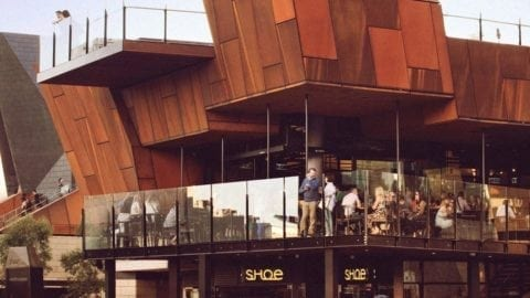 The Shoe Yagan Square