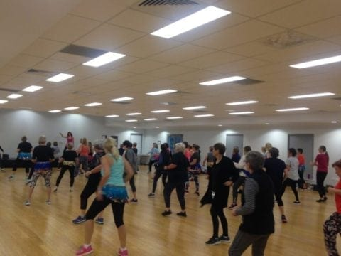 Zumba Gold, Currambine