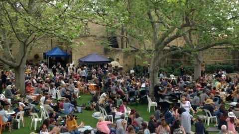 Fremantle Arts Centre Sunday Music Concerts