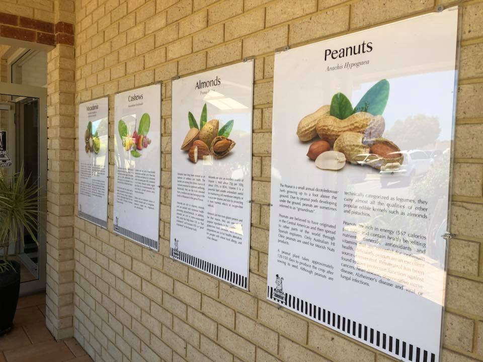 Morish Nuts, Swan Valley - Seniorocity the over 55's guide to Perth