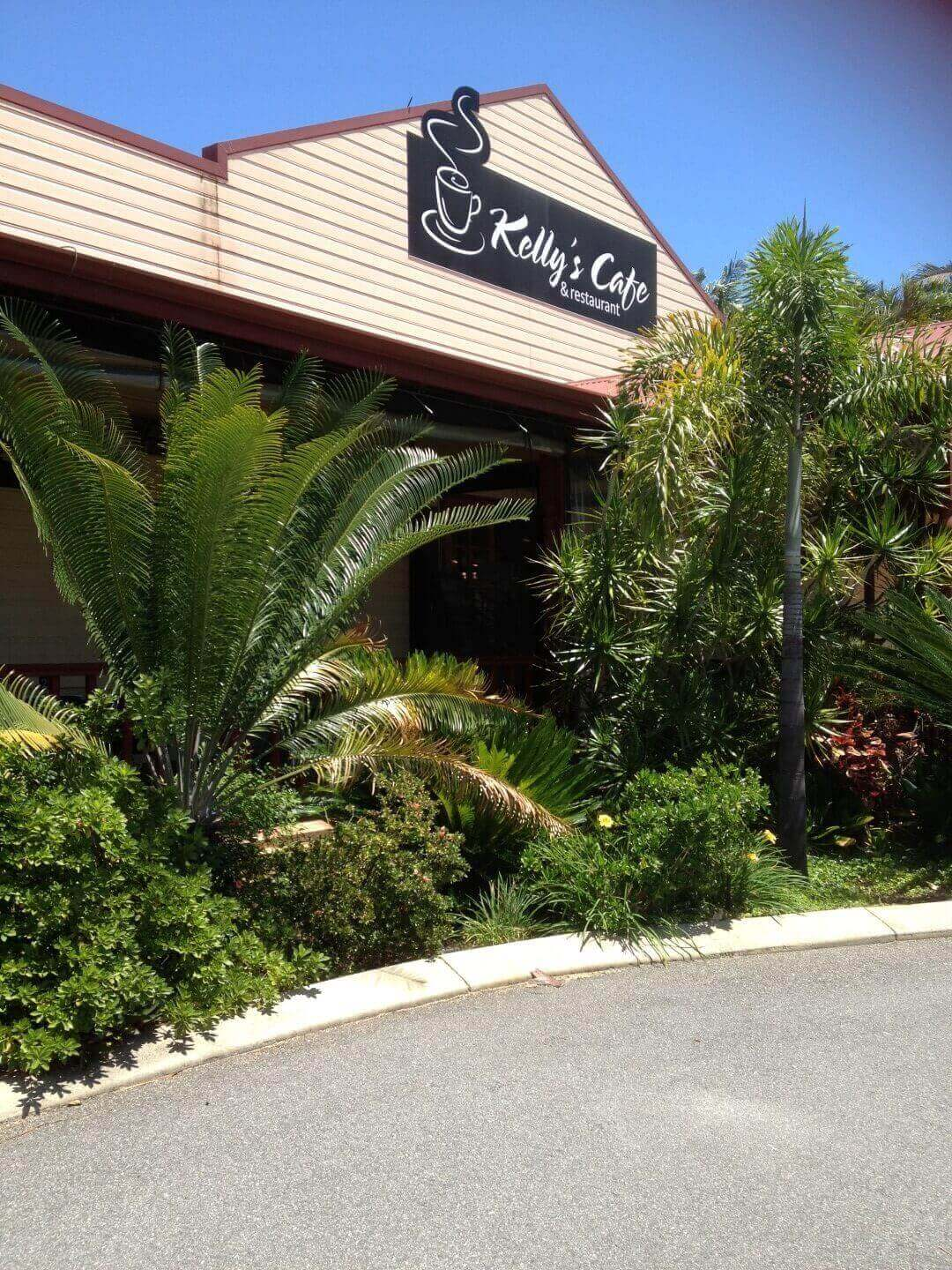 Kelly's Cafe & Restaurant, Canning Vale