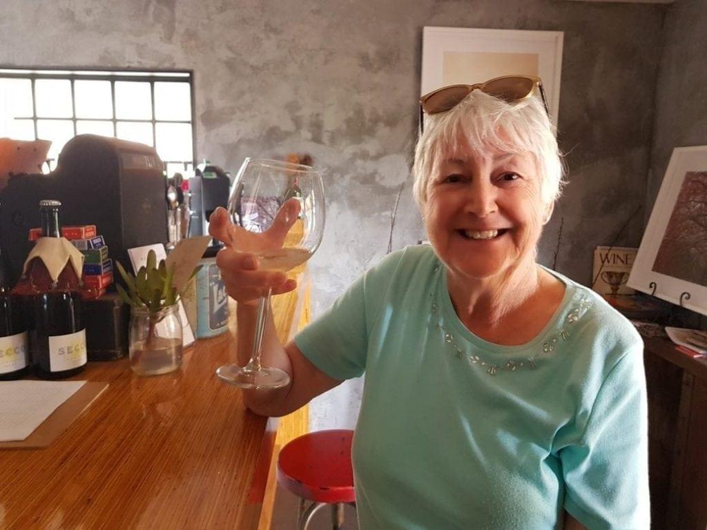 Due Jolly Winery, Pickering Brook