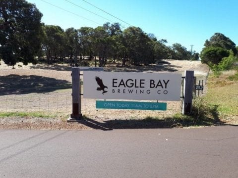 Eagle Bay Brewing Company