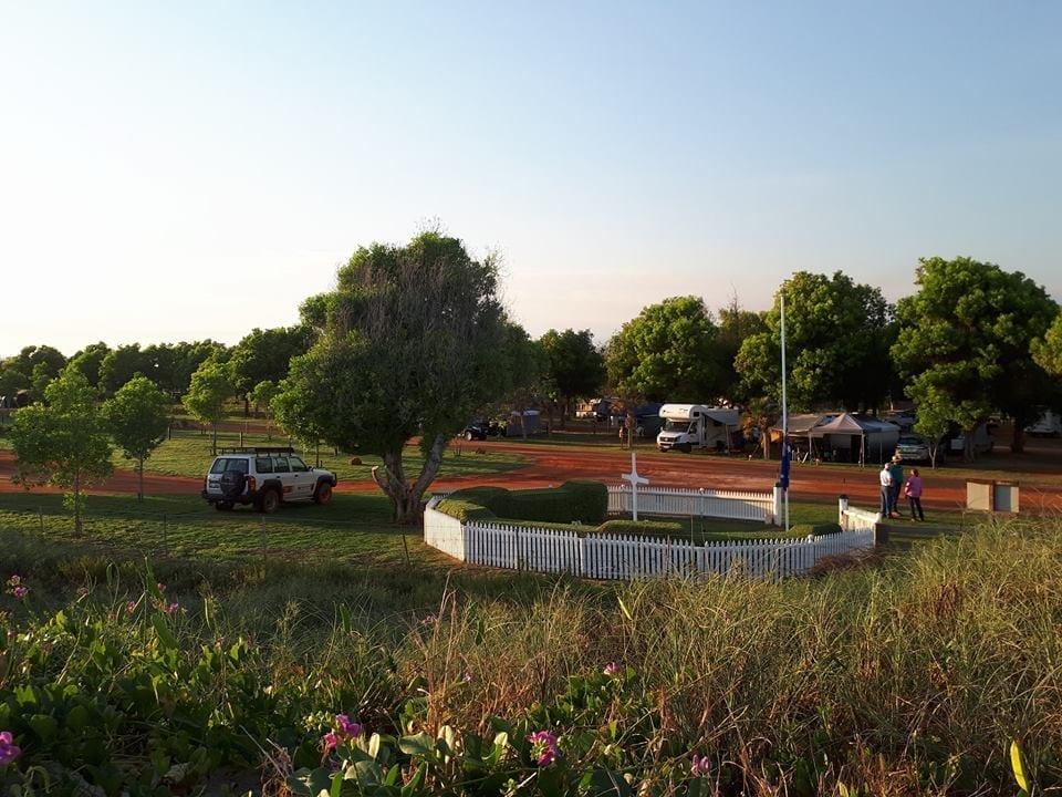 80 Mile Beach Caravan Park