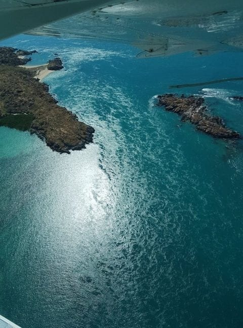 Horizontal Falls Tour, Broome