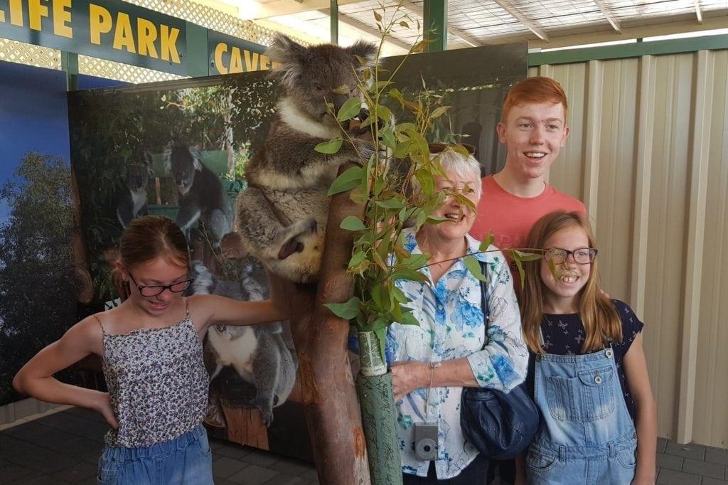 Caversham Wildlife Park, Caversham