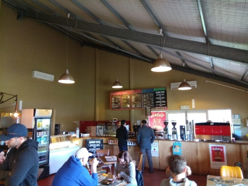 Yahava Coffeeworks, Swan Valley
