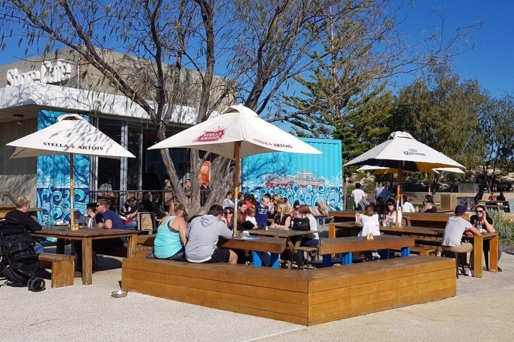 Shore Cafe, Alkimos