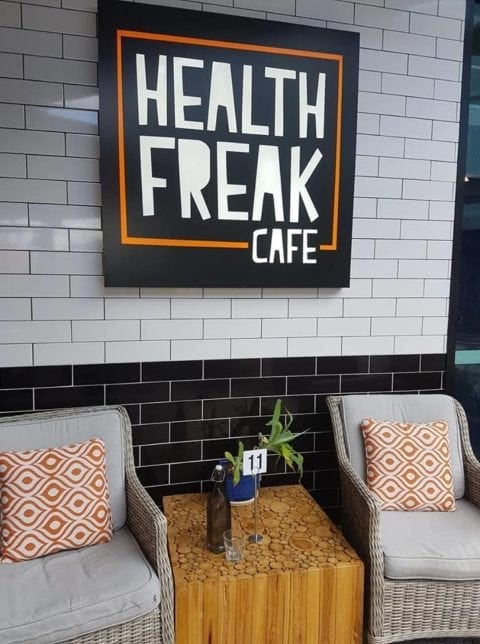 Health Freak Cafe, Joondalup