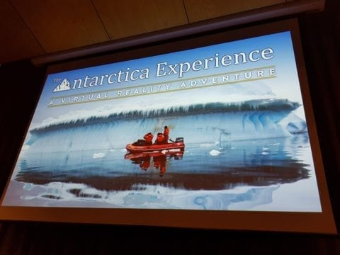 Antarctica Experience at The WA Maritime Museum