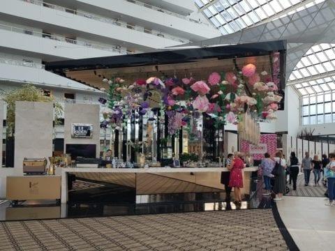 Lobby Lounge Crown Perth