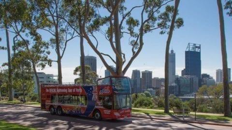 Perth Explorer Bus