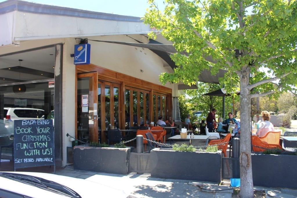 Bada Bing Cafe Woodlands