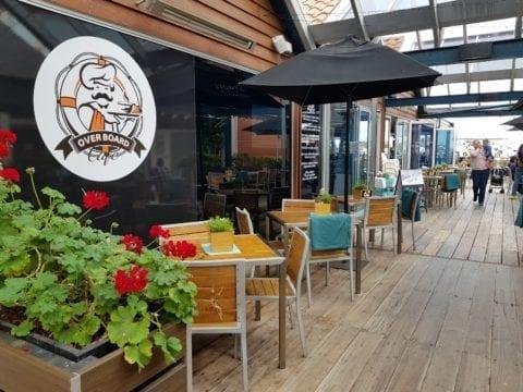 Overboard Cafe Hillarys