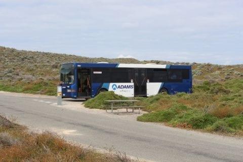 Rottnest Island Explorer Bus Service