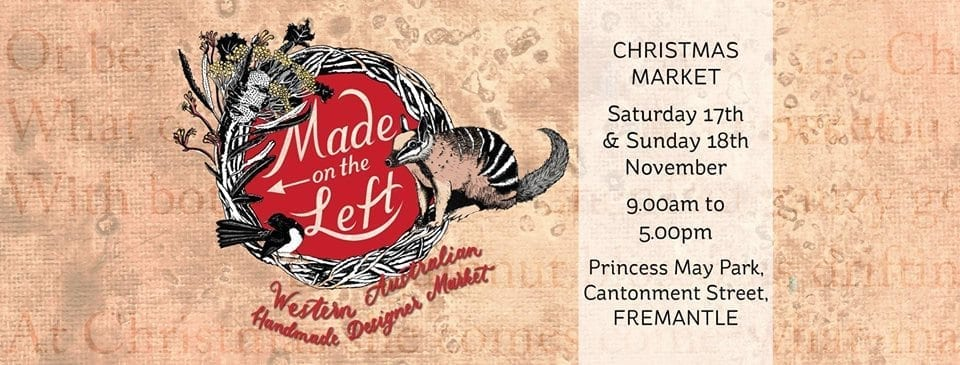 Made on the Left Christmas Market