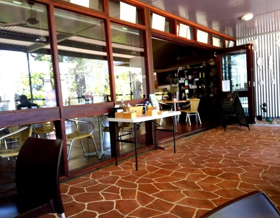 Cafe on the Dam, Serpentine