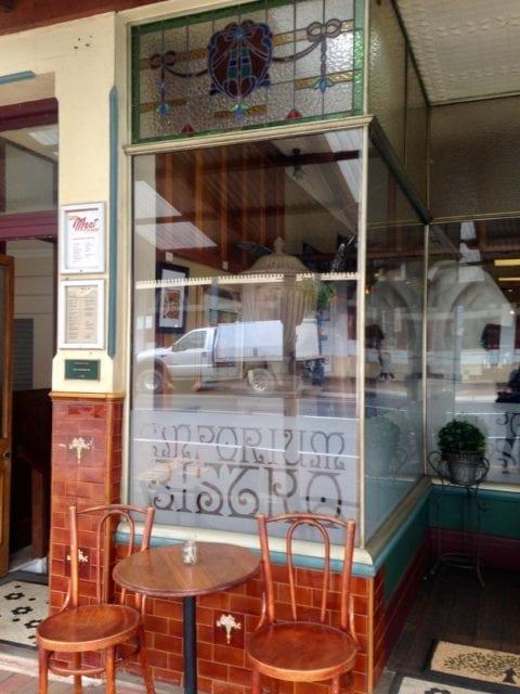 Emporium Bistro, Bridgetown