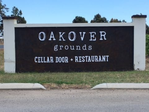 Oakover Grounds