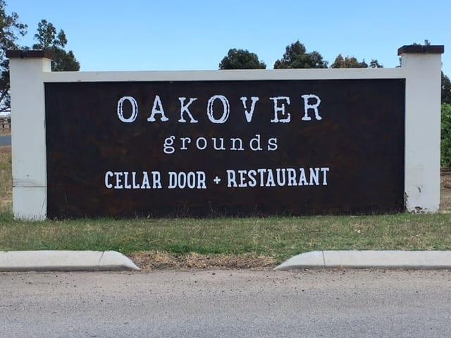 Oakover Grounds