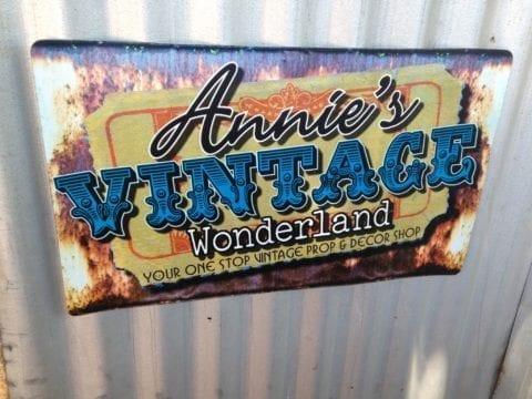 Annie's Vintage Wonderland