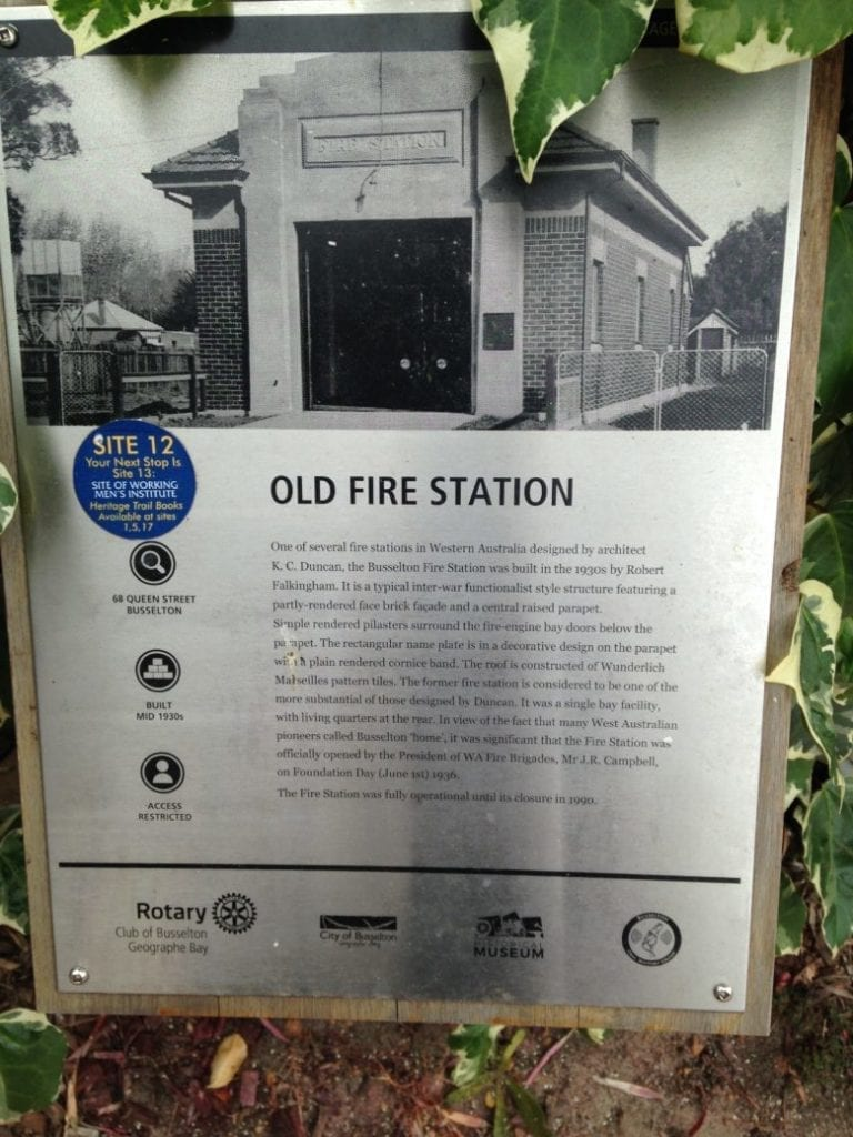 The Fire Station Speciality Beer and Wine Bar, Busselton