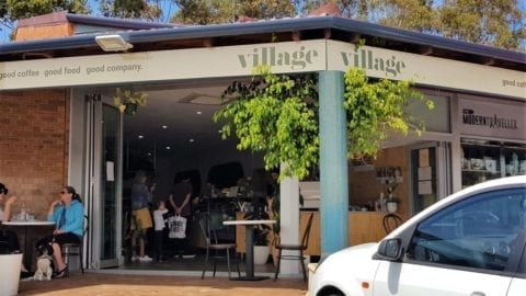 Village Coffee, Marmion