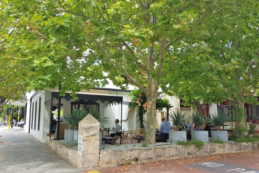 Jaffle Shack, West Perth