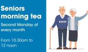 Seniors Morning Tea