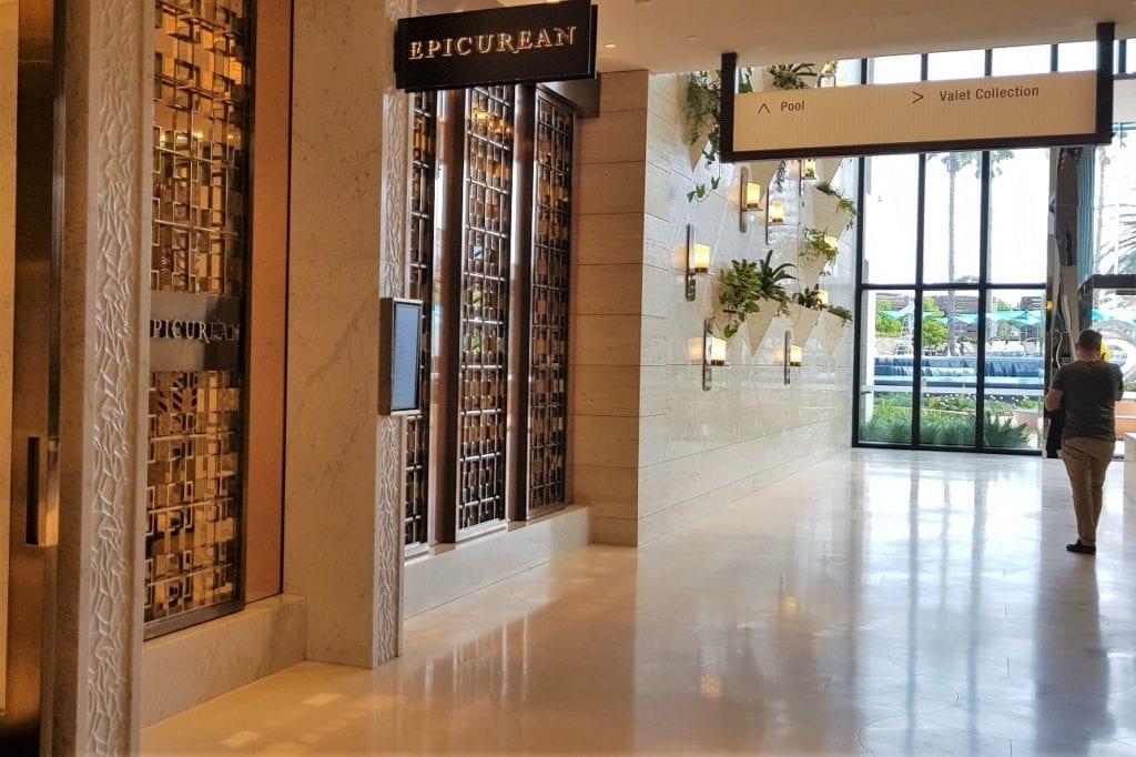 Epicurean, Crown Perth