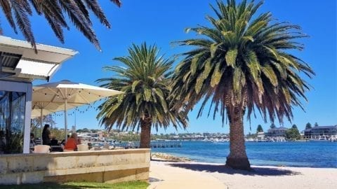 Zephyr Café, East Fremantle