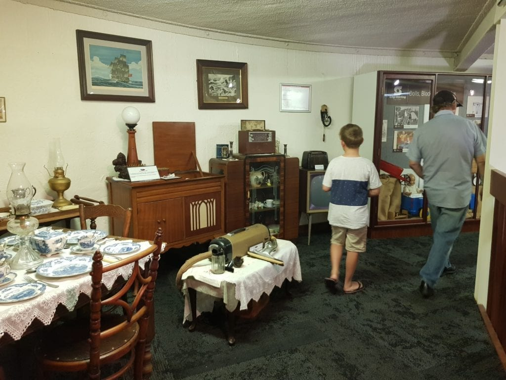 Mount Flora Museum, Watermans Bay