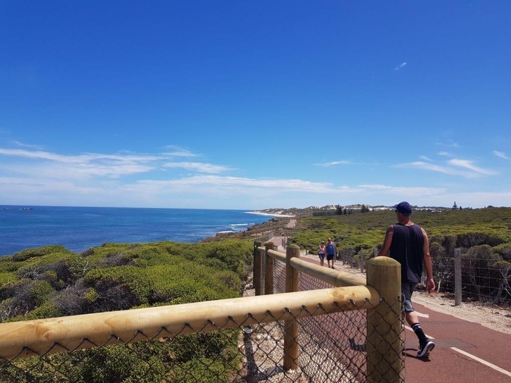 Burns Beach Coastal Walk