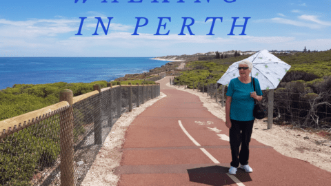 Walking in Perth for Seniors