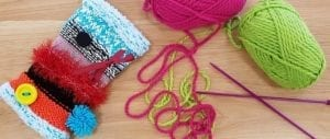 Library Knitters @ Lakelands