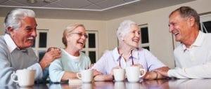 Technology Tea for Seniors @ Lakelands
