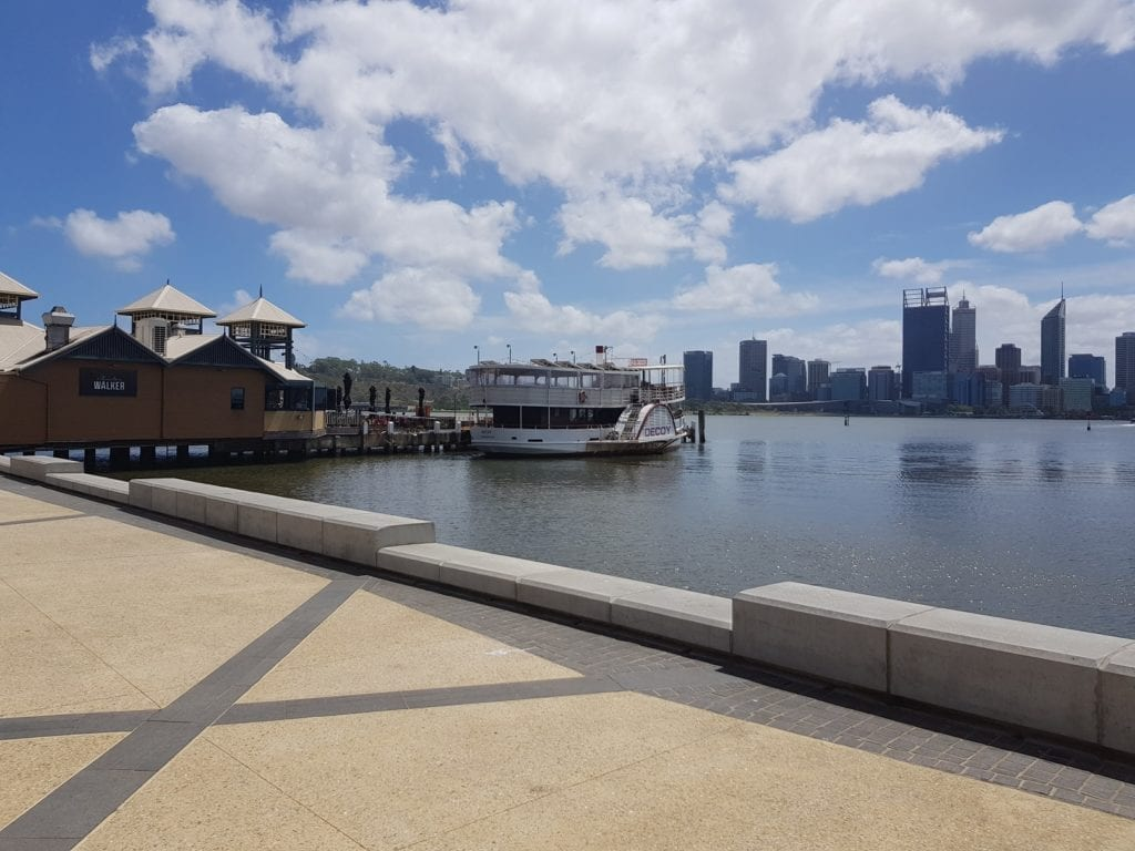 Coode Street Jetty Walk, South Perth