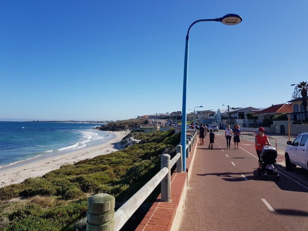 Watermans Bay Coastal Walk