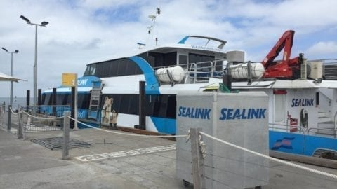 Sealink Ferry, Rottnest