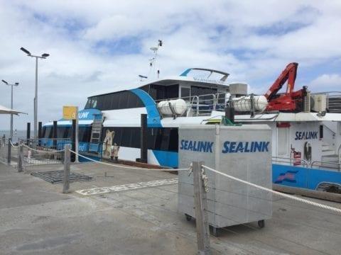 Sealink Ferry, Rottnest