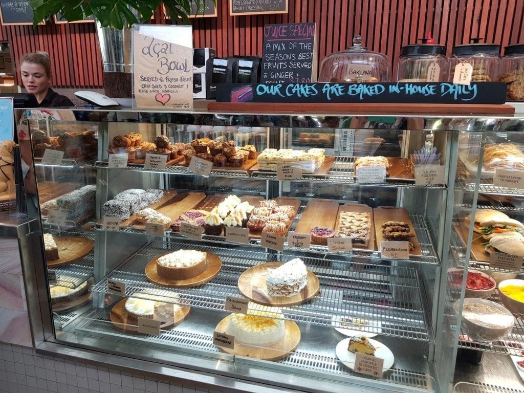 Zamia Café, Kings Park