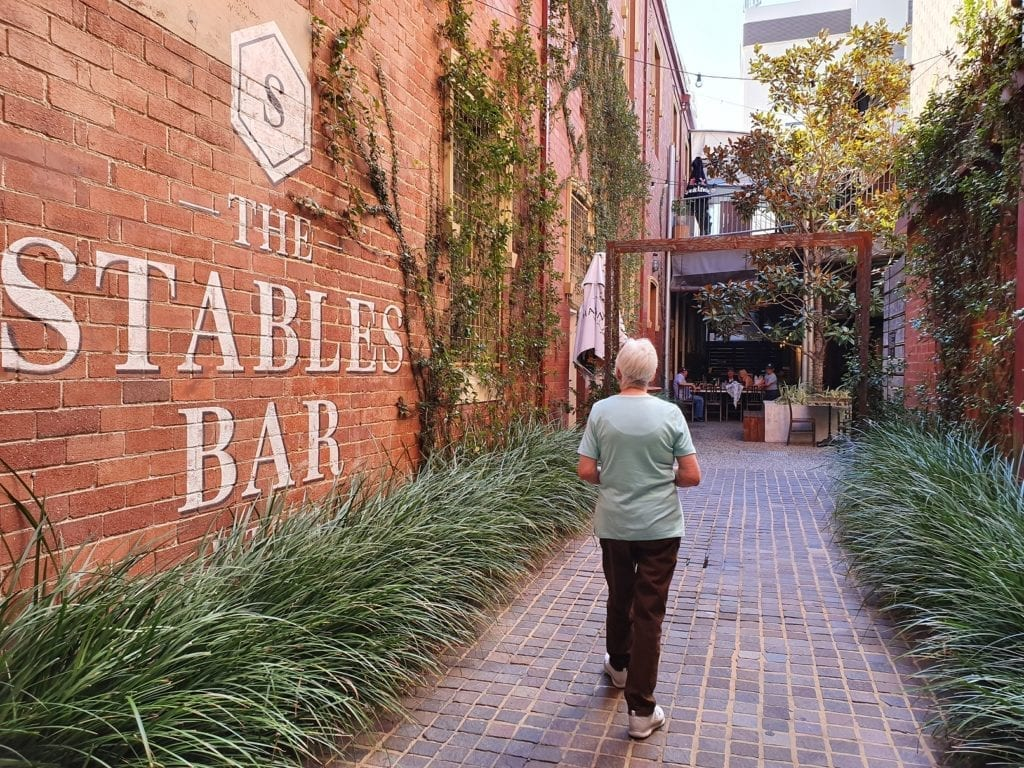 The Stables Bar, Perth