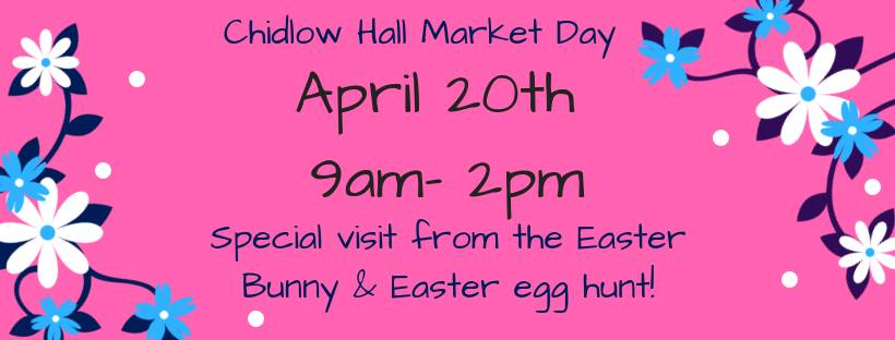 Chidlow Hall Market Day- Easter Special