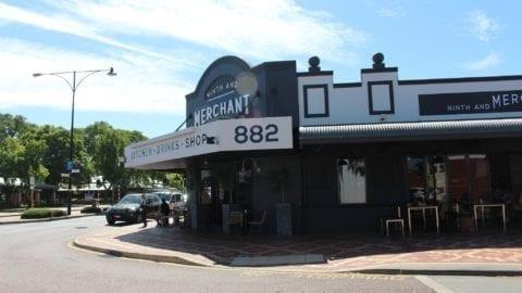 Ninth and Merchant, Inglewood
