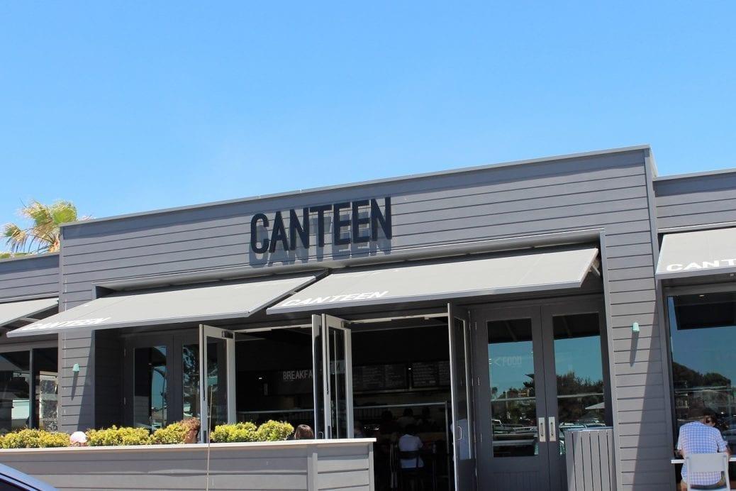 Canteen, Trigg