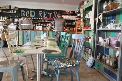 Red Retro Cafe, Currambine