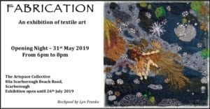 FABRICATION an exhibition of textile art