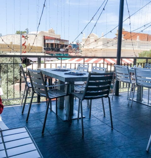 La Sosta, Fremantle