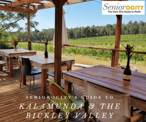 Kalamunda and Bickley Valley